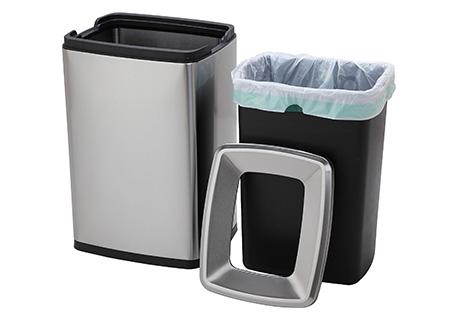 GINA—专业不锈钢垃圾桶制作生产厂家