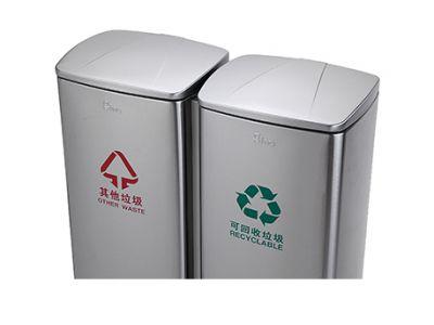 智丽纳|废旧电池回收分类垃圾桶,你用过吗?